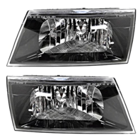 Fits 03-04  Marauder Left & Right Headlamp Assemblies - Set