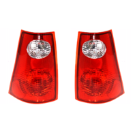Fits 01-05  EXPLORER 4 Door Sport Trac Tail Lamp / Light Right & Left Set
