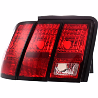 Fits 99-04  MUSTANG Tail Lamp / Light Left Driver - Exclude Cobra