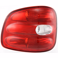 Fits 97-00 FD F150 Flairside Tail Lamp / Light Left Driver TO 2/11/00