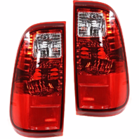 Fits 08-16  Superduty Left & Right Tail Lamp / Light Assemblies - Set