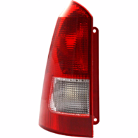 Fits 00-07 FD FOCUS Wagon Tail Lamp / Light Left Driver With Red Housing