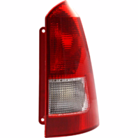 Fits 00-07 FD FOCUS Wagon Tail Lamp / Light Right Passenger With Red Housing