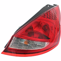 Fits 11-13 Ford Fiesta Hatchback Right Passenger Tail Lamp Assembly
