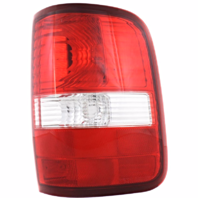 Fits 04-08 FD F150 Styleside Tail Lamp / Light Right Passenger W/ Clear Lens