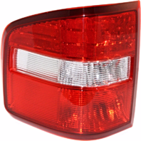 Fits 04-08 FD F150 Flareside Tail Lamp / Light Left Driver