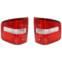 Fits 04-08 FD F150 Flareside Tail Lamp / Light Right & Left Set