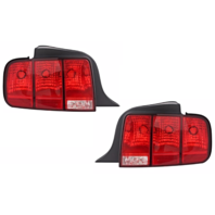 Fits 05-09 FD MUSTANG Tail Lamp / Light Right & Left Set