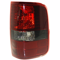 Fits 04-08 FD F150 Styleside Tail Lamp / Light  W/ Smoked Lens Right Passenger