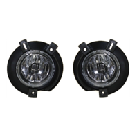 Fits 02-05 Ford Explorer (except Sport Trac & Sport) L & R Fog Lamp Assys (pair)
