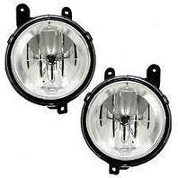 Fits 98-02  Navigator & 02  Blackwood Left & Right Fog Lamp Assys-pair