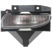 Fits 99-04  Mustang (except Cobra) Left Driver Rectangular Fog Lamp Assembly