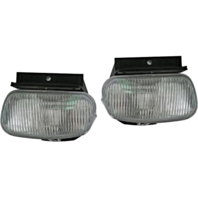 98-00 Ford Ranger; 98-99 Mazda Pickup Left & Right Fog Lamp Assemblies (pair)