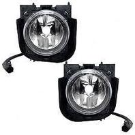 Fits 99-01 Ford Explorer (except Sport Trac & Sport) Left & Right Fog Lamp -pair