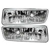 Fits 03-06  Expedition Left & Right Fog Lamp Assemblies without bulb (pair)