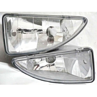 Fits 00-04 Ford Focus (except SVT model) Left & Right Fog Lamp Units (pair)