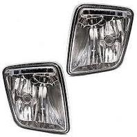 Fits 05-11 Mariner; 06-11 Mariner Hybrid Left & Right Fog Lamp Assemblies - pair