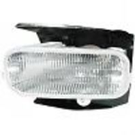 Fits 04 Ford F150 Heritage  99 F250 Light Duty Left Driver Fog Lamp w/bracket
