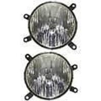 Fits 05-09  Mustang GT Left & Right Fog Lamp Assemblies (pair)
