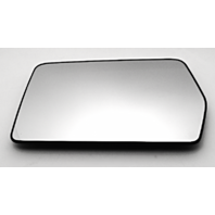 Fits 06-08 Linc Mark LT, 07-10 F150, Heated Left Driver Mirror Glass w/Holder