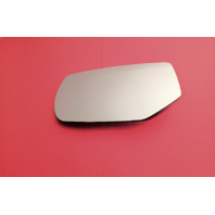 Fits 13-16 Accord Left Driver Heated Mirror Glass w/Rear Holder w/out Wide Angle