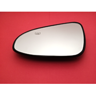 Fits 14-17 Corolla Left Driver Heated Mirror Glass Lens w/ Rear Holder