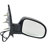 Fits 99-02 Windstar Right Passenger Mirror Power Gloss No Heat, Signal, Memory