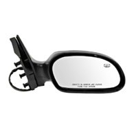 Fits 00-07 Taurus 00-05 Sable Right Pass Mirror Power W/Heat NoFold / PuddleLamp