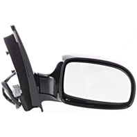 Fits 01-02 Windstar Right Pass Mirror Power Smooth Black With Heat no Memory