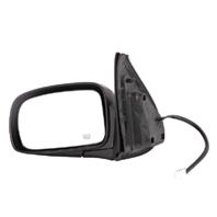 Fits 99-02  Villager Left Driver Power Mirror Manual Fold W/Heat No Mem