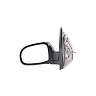 Fits 99-03  Windstar Left Driver Mirror Manual Smooth Non Painted