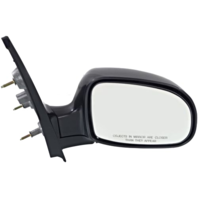 Fits 99-03  Windstar Right Passenger Mirror Manual Non Painted