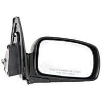 Fits 99-02  Quest Right Passenger Power Mirror Manual Folding No Heat/Mem