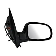 Fits 03  Windstar Right Passenger Power Mirror Manual Folding No Ht, Sig,Mem