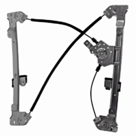 Fits 04-08 F150 Super (Extended) Cab Only Right Pass Front Door Window Regulator