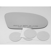 Fits 97-02 Saturn S Series Sedan SL, SW Right Passenger Convex Mirror Glass Lens w/Silicone USA