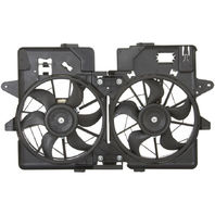 Fits 01-04  Escape  Tribute Cooling Fan Assy W/ Manual Trans, 4cyl ONLY