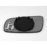 Fits 99-04 VW Golf Gti Jetta Passat Right Pass Mirror Glass Heated w/bracket
