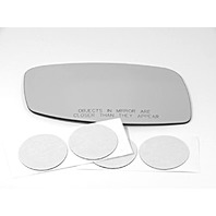 Fits 02-06 Linc LS, Right Passenger Side Mirror Glass Lens W/o Backing Plate (Original Mirror Was Heated) Comes with Adhesive, USA