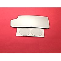 Fits 15-18 Silverado, Sierra Left Driver Lower Mirror Glass Lens w/Adhesive