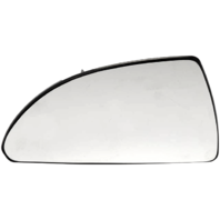 Fits 06-13 Chevy Impala Left Driver Mirror Glass w/ Rear Holder