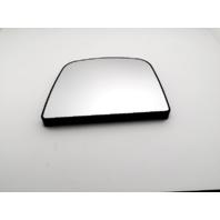 Fits 08-17 Chevy Express GMC Savana Left Driver Upper Mirror Glass w/Rear Holder