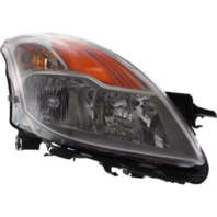 Fits 08-09 NISSAN ALTIMA COUPE RIGHT PASSENGER HALOGEN HEADLAMP ASSEMBLY