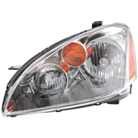 Fits 02-04 NISSAN ALTIMA LEFT DRIVER HALOGEN HEADLAMP ASSEMBLY