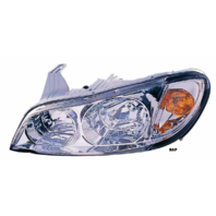 Fits 00-01  I30 RT PASSENGER HALOGEN HEADLAMP ASSEMBLY With/SMOKED LENS