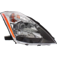 Fits 03-05 NISSAN 350Z RIGHT PASSENGER HALOGEN HEADLAMP ASSEMBLY