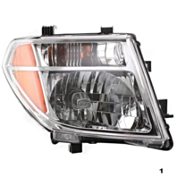 FITS 05-07 NISSAN PATHFINDER RIGHT PASSENGER HEADLAMP ASSEMBLY