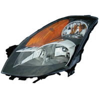 Fits 07-09 NISSAN ALTIMA SEDAN LEFT DRIVER HALOGEN HEADLAMP ASSEMBLY