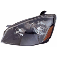 Fits 05-06 ALTIMA Left Driver HID HEADLAMP ASSM w/Out HID KIT excludes Se-R