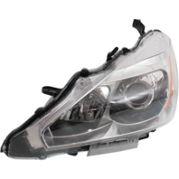 Fits 13-15 NISSAN ALTIMA SEDAN LEFT DRIVER HALOGEN HEADLAMP ASSEMBLY